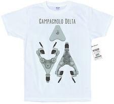 Campagnolo Delta Frenos T Shirt Diseño