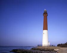 Barnegat Light lighthouse Old Barney Long Beach Island New Jersey Photo Print
