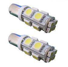 BA9S reines weiß 12 SMD LED Auto Standlichter Birnen 12V 24V 233 T4W 360 3893