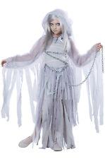 Brand New Haunted Beauty Ghost Spirit Girls Child Costume