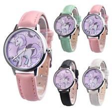 Fashion Cute Unicorn Girls Women Wrist Watch MultiColor New Free Tracking