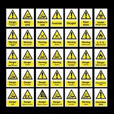Le sostanze chimiche / acido / Ossigeno / Cloro / GPL / corrosivo-PLASTICA Firmare, Adesivo