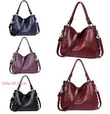 Women Genuine Cowhide Real Leather Handbag Shoulder Bag Tote Bags Crossbody Bag