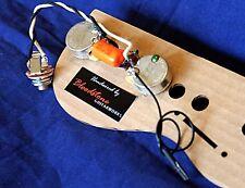 Ready built 2-pot Les Paul Junior + SG Junior Wiring mise à niveau Loom Harness Kit