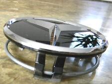 Mercedes Radzierdeckel Raddeckel Black Cap B66470201