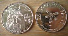 Arthus Bertrand Medaille Mont Blanc 2009 Medal Chamonix Tresors France