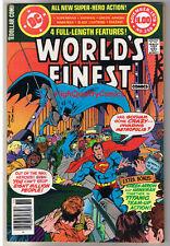 WORLD'S FINEST #259, VF, Superman, Batman, Green Arrow, 1941