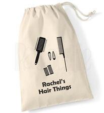 Personalised Hair Accessories Bag