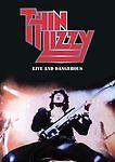 Thin Lizzy - Live and Dangerous (DVD, 2008, 2-Disc Set, Bonus Cd)