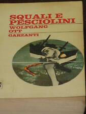 WOLFANG OTT - SQUALI E PESCIOLINI 1966