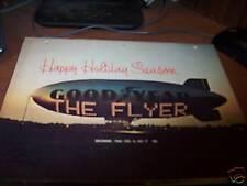 The Flyer Magazine December 1966 V6 N9 Goodyear Blimp