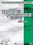 Transformers - Season 2: Part 1 Vol. 1 DVD