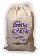 Personalised Flower Girl Gift Bag -  Various Sizes - Emily Design