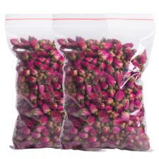 Chinese Flower Red Rose Bud Tea,Aroma Dry flowers Floral Herbal Blooming Tea