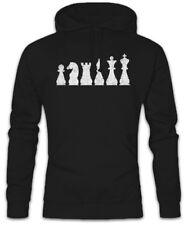 Chess II Hoodie Sweatshirt Checkmated King Queen Rook Bishop Knight Tournament