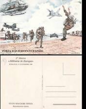 "Paracadutismo - 2° mostra ""Militaria in Europa"" Roma 90"