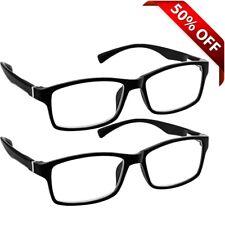 NEW Computer Glasses | Stop Eye Strain | 2 Pack | Anti Blue Light, UV Protection
