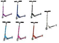 Mini Micro Scooter SPRITE Kinder Roller/Kickboard VERSCH. Farben - NEUWARE