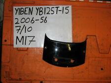 SCOOTER 2006 YIBEN YB125 YB125T-15 REAR PLASTIC FAIRING