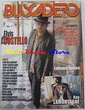 BUSCADERO 262 Elvis Costello Elton John Brian Wilson Graziano Romani NO cd vhs *