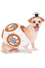 New - Disney Star Wars Pet Dog Costume BB-8 Size Small or Medium