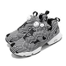 Reebok Instapump Fury OG MU Carbon Fiber Black White Men Lifestyle Shoes DV7305