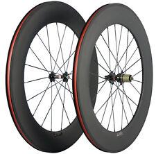 Carbon Wheels Road Bike 38/50/60/88mm Clincher Shimano/Campagnolo Hub 700C Wheel