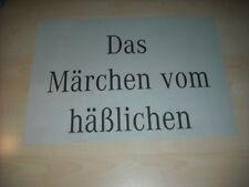 33760) Mercedes - das Märchen vom... -  Prospekt 1998