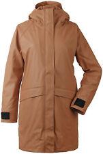 Didriksons Outdoorjacke Regenschutz Ulla Women's Coat 3 braun winddicht