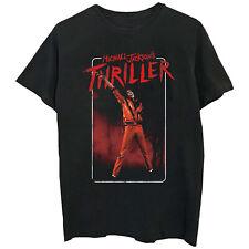 Authentic MICHAEL JACKSON Thriller Arm Up T-Shirt S M L XL NEW