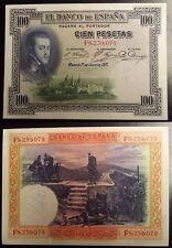 ESPAGNE - 100 PESETAS 01/07/1925 - FELIPE II - 02