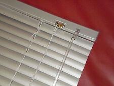 Alu Jalousie Faltstore Lamelle Aluminium Rollo Silber Jalousette Fenster Plissee