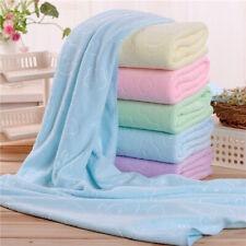 70x140cm Microfiber Bear Soft Water Absorbent Shower Bath Beach Towel Blanket