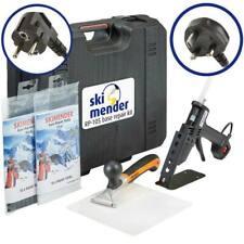 Skimender Base de Esquí y Snowboard luz deber Kit de Herramientas de Reparación P-TEX-Reino Unido o enchufe de la UE