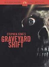 Graveyard Shift (DVD, 2002) GREAT SHAPE