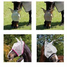 Horseware Amigo Fliegenmaske passend Fliegendecke,Ekzemerdecke,Fliegenschutz