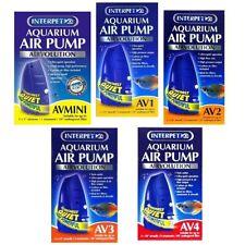 Interpet AV Mini AV1 AV2 AV3 AV4 Aquarium Air Pump AirVolution Fish Tank Oxygen
