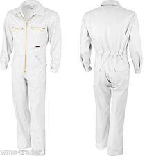 Maleroverall Ralleykombi Overall Arbeitskleidung Maler Kombi weiß Baumwolle 270
