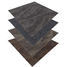 Carpet Tiles Quartz Carpet Rug Flooring Tile self laying 50x50cm (16,15£/1qm)