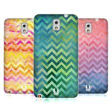 Funda Color Chevron Tpu Gel Back Funda Para Samsung Galaxy Note 3 N9000