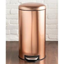 Nuevo cubo con pedal de Cobre en tamaños de 5 L, 12 L y 30 L Para Su Cocina