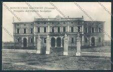 Vicenza Montecchio Maggiore cartolina B8453 SZG