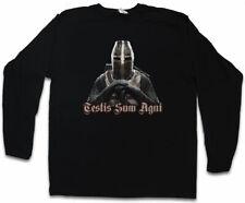 TEMPLAR II LANGARM T-SHIRT Tempelritter Templerkreuz Knight Ritter Ordo Orden
