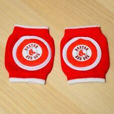 Boston Red Sox MLB Skidders Baby Team Crawling Knee Pads