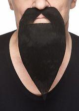 High quality Philosopher fake, self adhesive beard