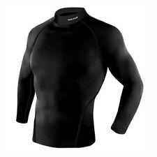 Take Five Mens Skin Tight Compression Base Layer Running Lining Shirt NT032