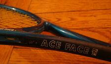 4 1/2 Grip PRINCE Ace Face TENNIS RACQUET Racket w/ Strings