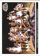 2006 WNBA Basketball - Choose Your Cards