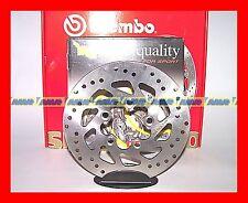 DISCO FRENO BREMBO ANTERIORE KIMCO DINK - MOVIE - B & W  08MQ074  68B40731