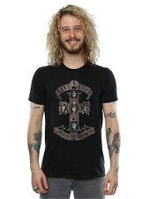 Guns N Roses Men's Appetite for Destruction Sepia T-Shirt